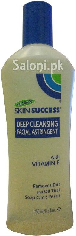 PALMER'S SKIN SUCCESS DEEP CLEANSING FACIAL ASTRINGENT 250 ML Saloni™ Health