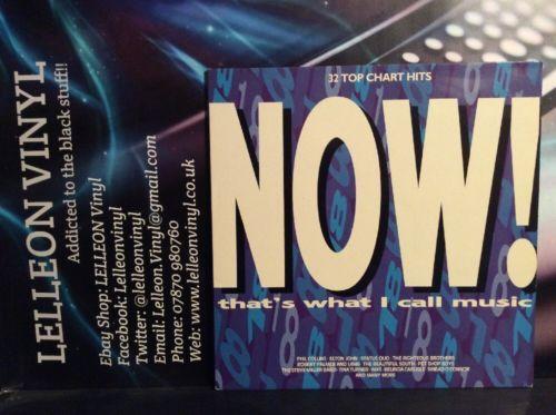 NOW18 Compilation Double LP Album Vinyl Record NOW18 Pop Rock Soul 90's Music:Records:Albums/ LPs:Pop:1990s