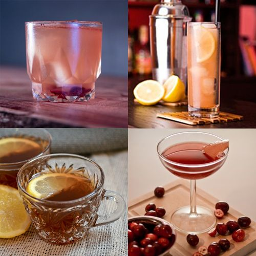 25 best ideas about thanksgiving cocktails on pinterest for Thanksgiving holiday drinks alcohol