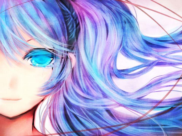 Ver, Descargar, Comentar y Calificar este 1920x1440 Fondo de pantalla Vocaloid - Wallpaper Abyss