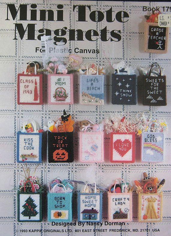 Plastic Canvas Pattern Books