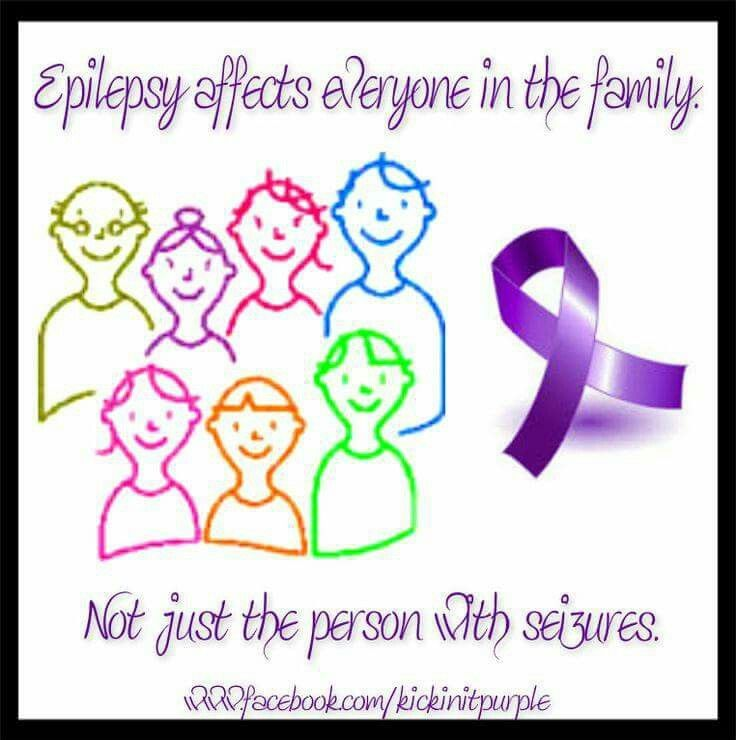 168 Best Images About Epilepsy Awareness On Pinterest