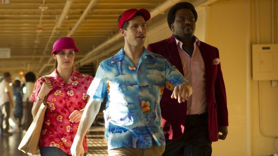 TV Club: Brooklyn Nine-Nine calls on the power of Speed 2: Cruise Control for trilogy purposes