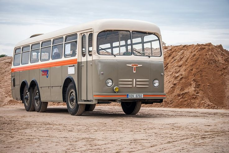 Karosa T500HB from year 1956