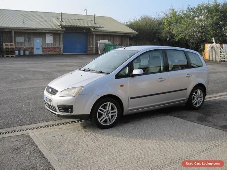 Car For Sale Ford Focus C Max C Max 1 8 2004 Serviced And Long