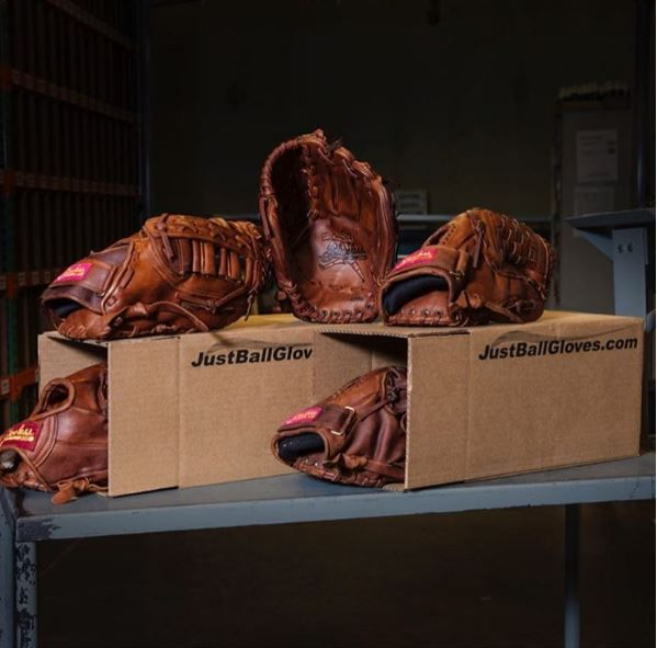 Shoeless Jane fastpitch softball gloves are constructed out of the special aged antique tobacco leather that makes them game ready right out of the box! You can take these softball gloves straight to the diamond with virtually no break in at all. Order your own today with free shipping and an unheard of 100 day guarantee only at JustBallGloves. Don't forget, we're here from click to catch!
