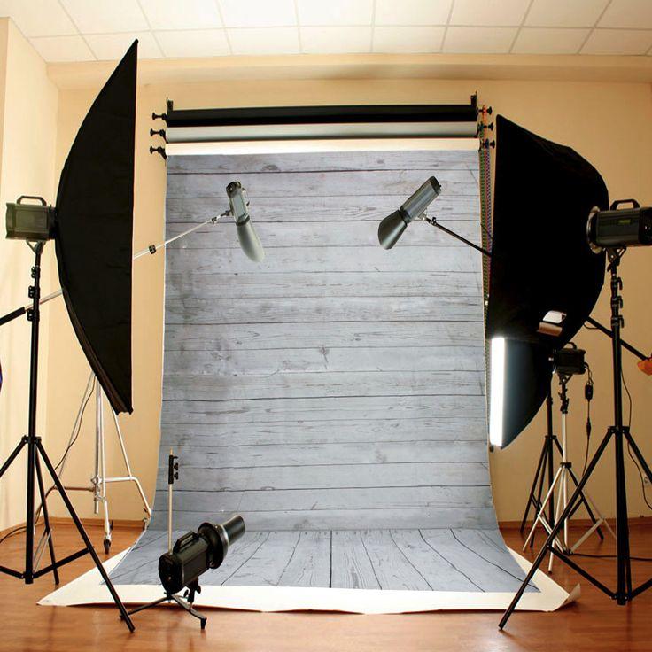 Fondo de la pared de madera de fondo de tela de fondo para la foto de estudio