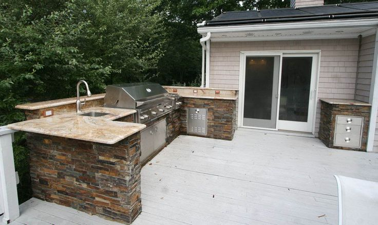 28 best terracotta images on pinterest patio ideas for Pre made outdoor kitchen units