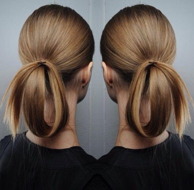 Каре с мелированием на русые волосы фото этой