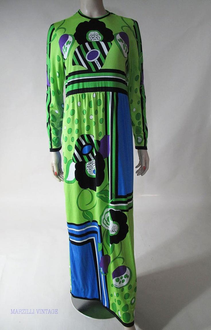 Love flower power daisy graffiti print cotton fabric 60s 70s retro - This Is A Retro Dress