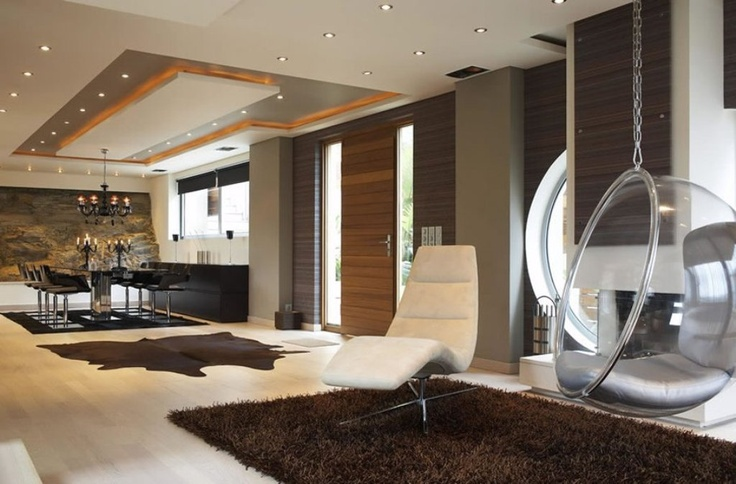 A Luxury Interior Decoration Styles - Modern Architecture Design by Dimitris Economou