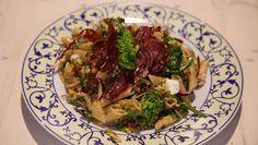 Pesto-broccolipasta met parmaham - De Makkelijke Maaltijd   24Kitchen