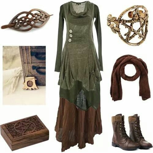 The woodcarver outfit by Maggie hemlock