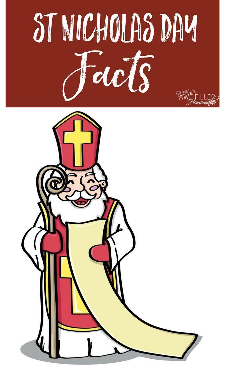 St Nicholas Day Facts Coloring Page St Nicholas Day Saint