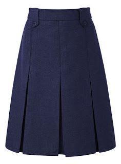 inverted pleat skirt, Pilikaşe Etek Modelleri - http://www.birleydi.com/2014/06/pilikase-etek-modelleri.html