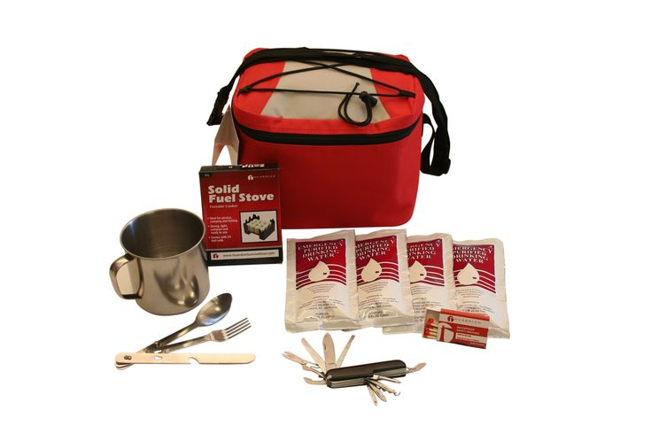 Emergency Food Preparation Kit | Off Grid Survival Gear