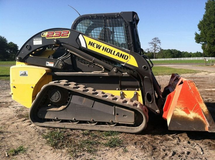 New holland c232 tractors heavy equipment heavy