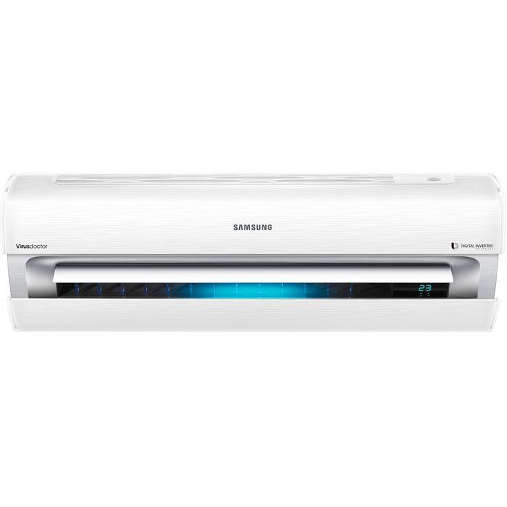 Aer conditionat Samsung AR12HSSFAWKNEU, Digital Inverter, 12000 BTU, Clasa A…