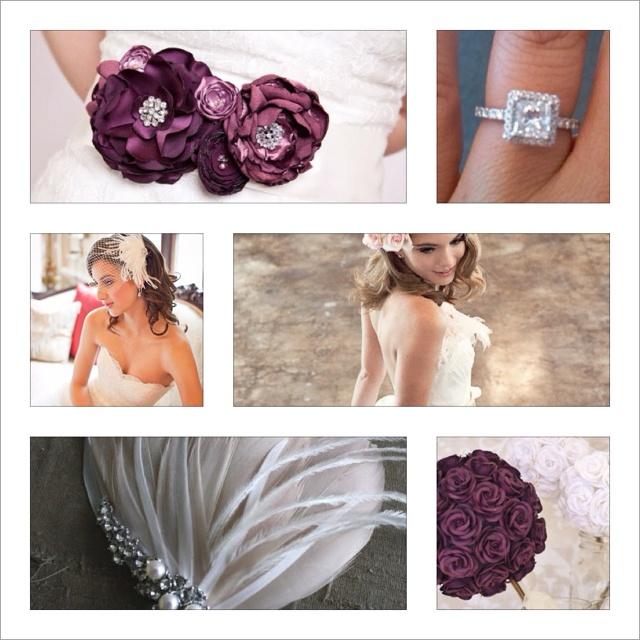 Purple wedding :) #wedding: Purple Sephoracolorwash, Shades Of Purple, Purple Flowers, Wedding Colors, Purple Wedding, Wedding Belts, Plum Wedding, Flower Colors, Flowers Belts