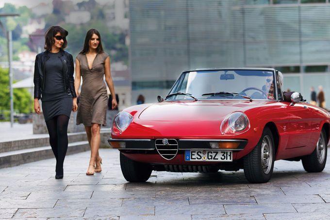 Alfa Spider Kaufberatung: Klassisch italienisch offen ab 5.000 €