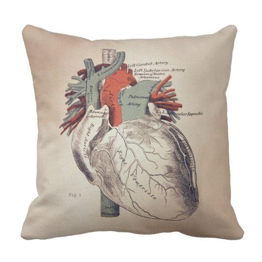 5abf8aa6497 Tenga un Cojín decorativo del corazón | Zazzle.es | Regalos ...