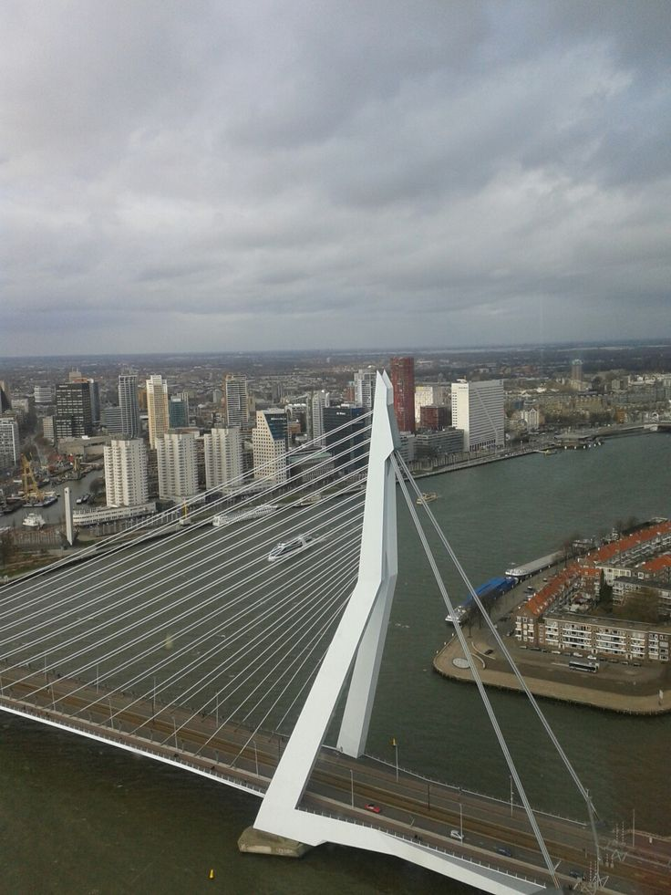 Erasmusbrug Rotterdam - BO Communicatie