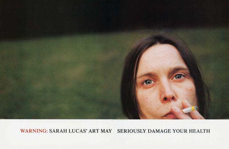 Dazed, July 1997, Sarah Lucas; photography Phil Poynter
