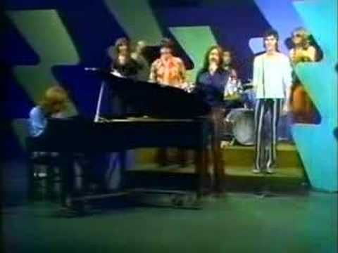 """Three Dog Night """"One"""" LOVE Three Dog Night, but didn't we have mirrors back in 1969? EEEEEKKKK! I guess we all looked like that..."""