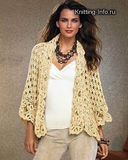 Delicadezas en crochet Gabriela: 80 Patrones gratis : Blusas excelente variedad…