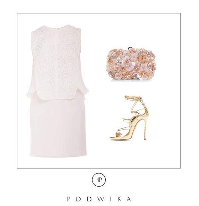White elegance by @podwikaofficial  shop now at @mostrami.pl #podwika #polishdesigner #whiteelegance #whitedresses #newcollection #springsummer2016 #twofaces #lacedress #fashioninspiration #elegantoutfit #outfitoftheday#mostrami #mostramipl