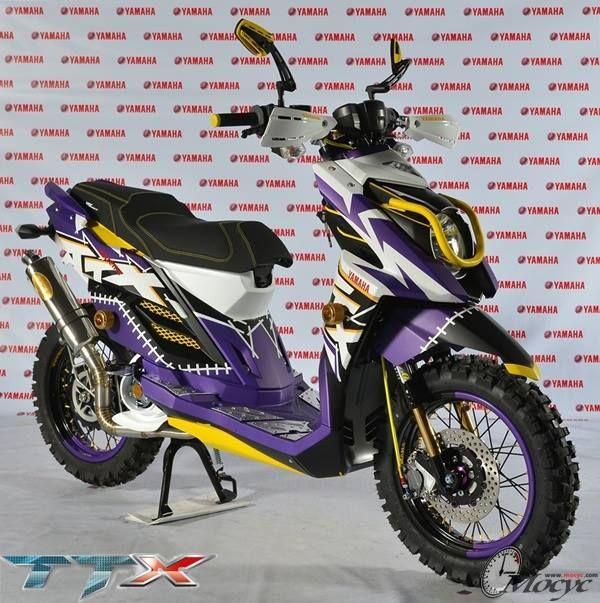 Serba - Serbi Yamaha X - Ride | Kaskus - The Largest Indonesian Community