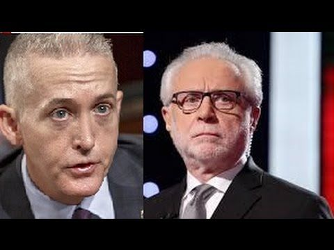 "Trey Gowdy Clobbers Wolf Blitzer On Gun Control ""I Had A Gun Pulled On Me Outside Of Chuch"" - YouTube"