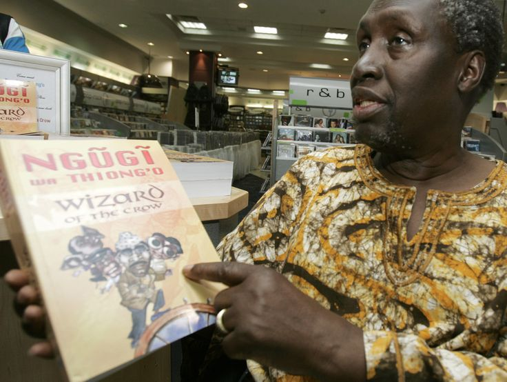 Tipped to win Nobel literature prize, Kenya's Ngugi misses out -- again