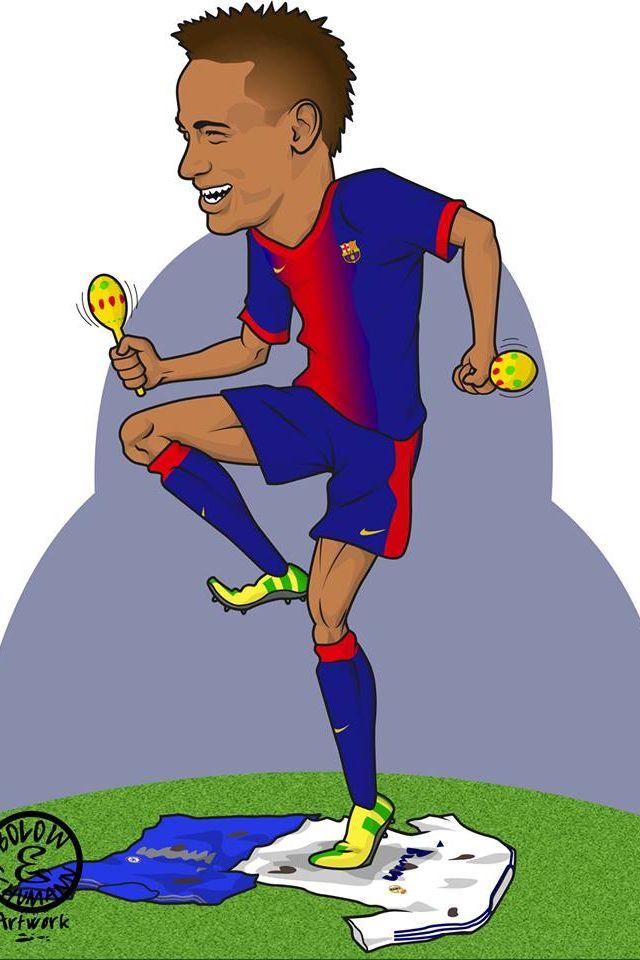 Young Talent Neymar Jr.