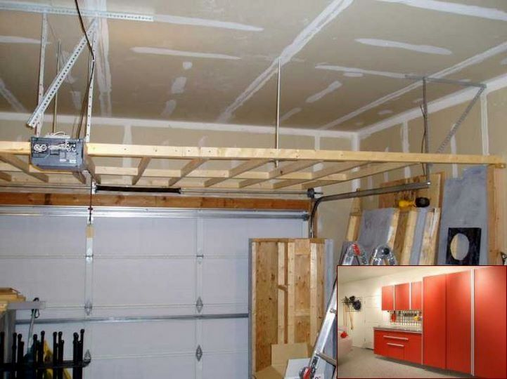 Garage Storage Containers And Pics Of Garage Organization Home Depot Garageorganization Garage With Images Door Storage Garage Storage Solutions Overhead Garage Storage