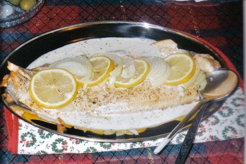 Filets de truite arc-en-ciel à l'estragon #recettesduqc #souper #poisson #truite