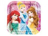 """Assiette 9"""" Princesses Disney - Plate 9"""" Disney Princess"""