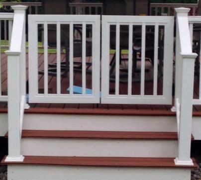 25 Best Ideas About Deck Gate On Pinterest Outdoor Dog