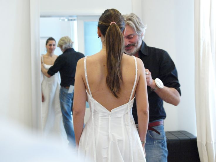 Personal touch at atelier Konstantinos Tsigaros