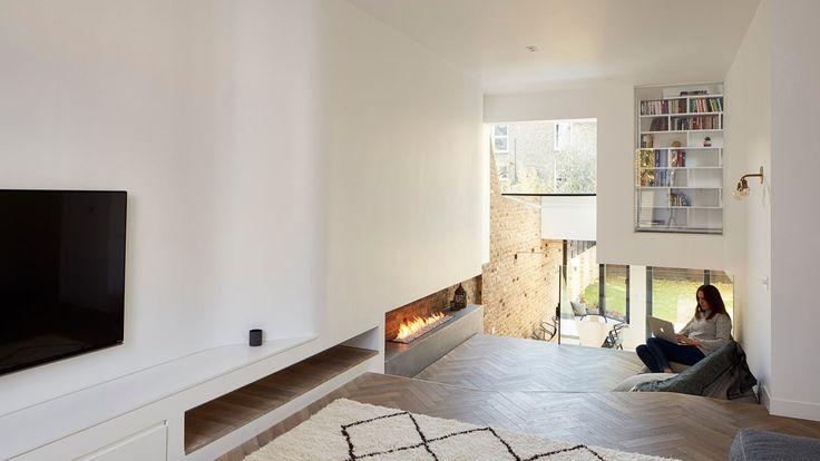 coole etages en kleine plekjes en mooi materiaal binnen en buiten