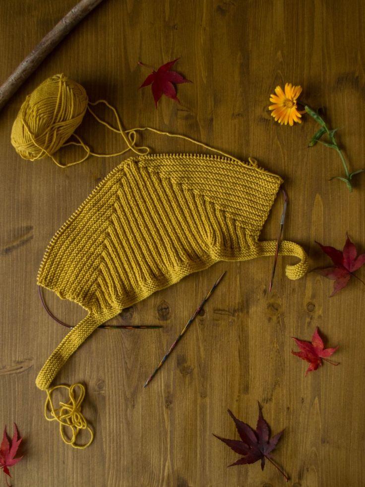 Strickmütze für die kalten Tage – Anleitung zum Stricken eines Zwerges …   – baby