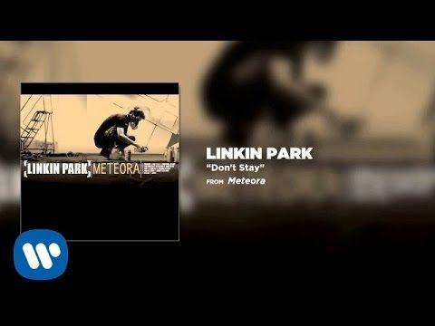 Don't Stay - Linkin Park (Meteora) :Liked on YouTube http://ift.tt/2gm7XOn