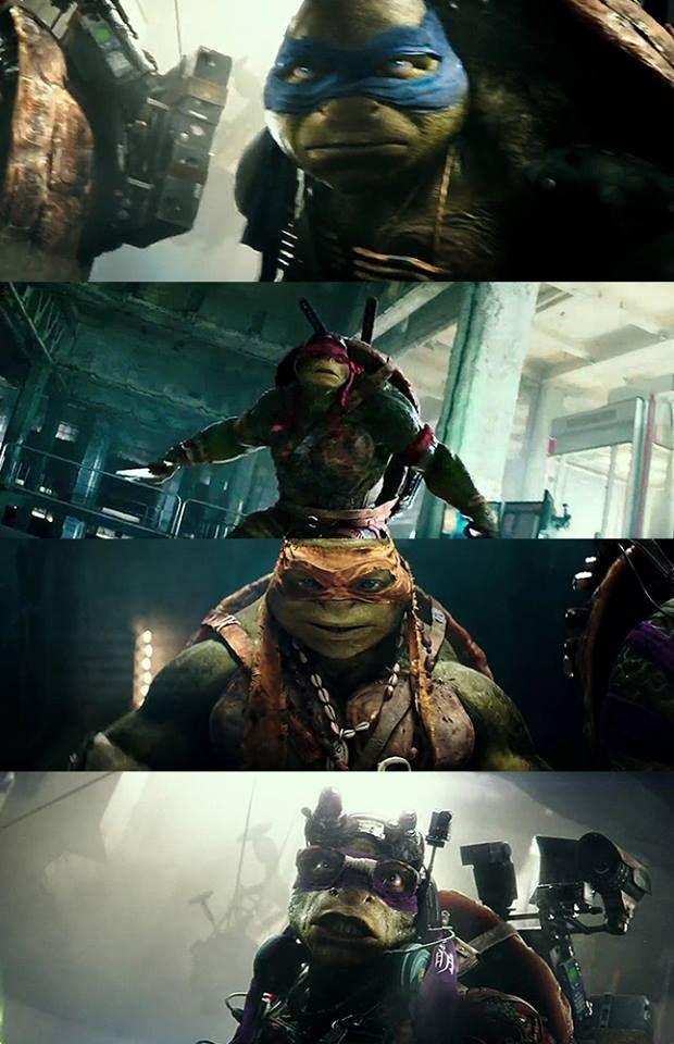 Teenage Mutant Ninja Turtles film series  Wikipedia
