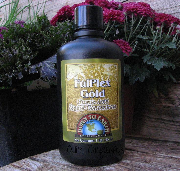 FulPlex Gold Liquid Humic Acids