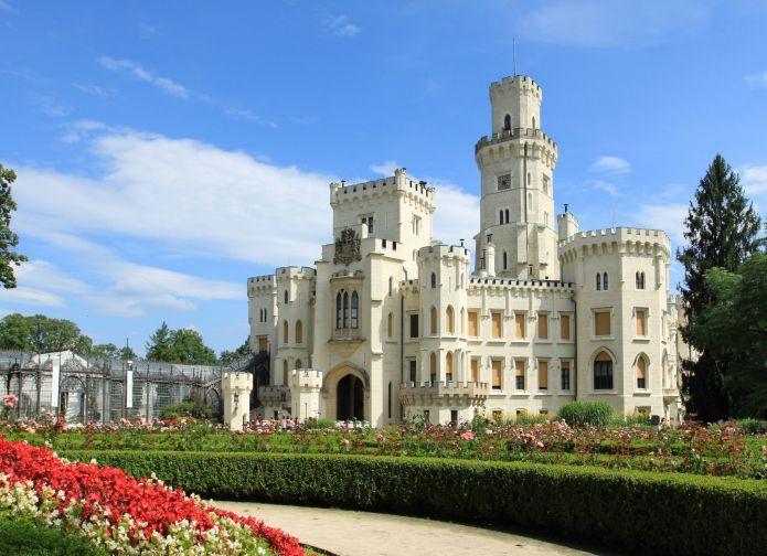 Czech Republic - Hluboká nad Vltavou Castle