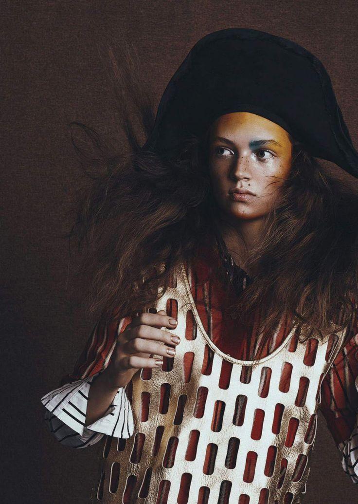 Model | Adrienne Jüliger #AdrienneJüliger #Model #Fashion #Style