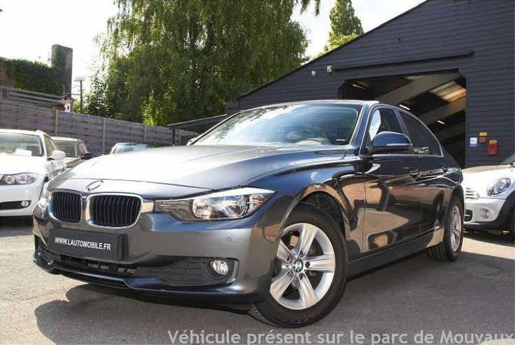 OCCASION BMW SERIE 3 (F30) 318D 143 EXECUTIVE CUIR
