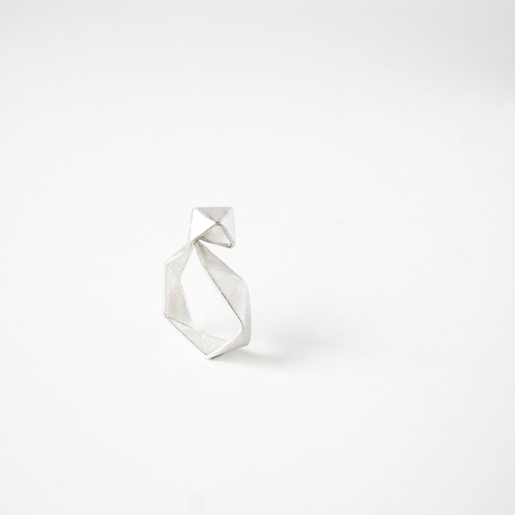 The product Circus Poetry Ring Silver #2 is sold by Marije Geursen Jewellery in our Tictail store.  Tictail lets you create a beautiful online store for free - tictail.com