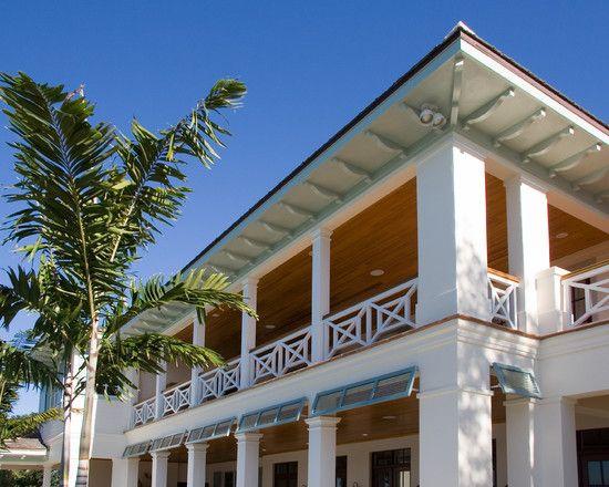 19 best porch railing images on pinterest front porches front porch design and railing ideas - British paints exterior decor ...