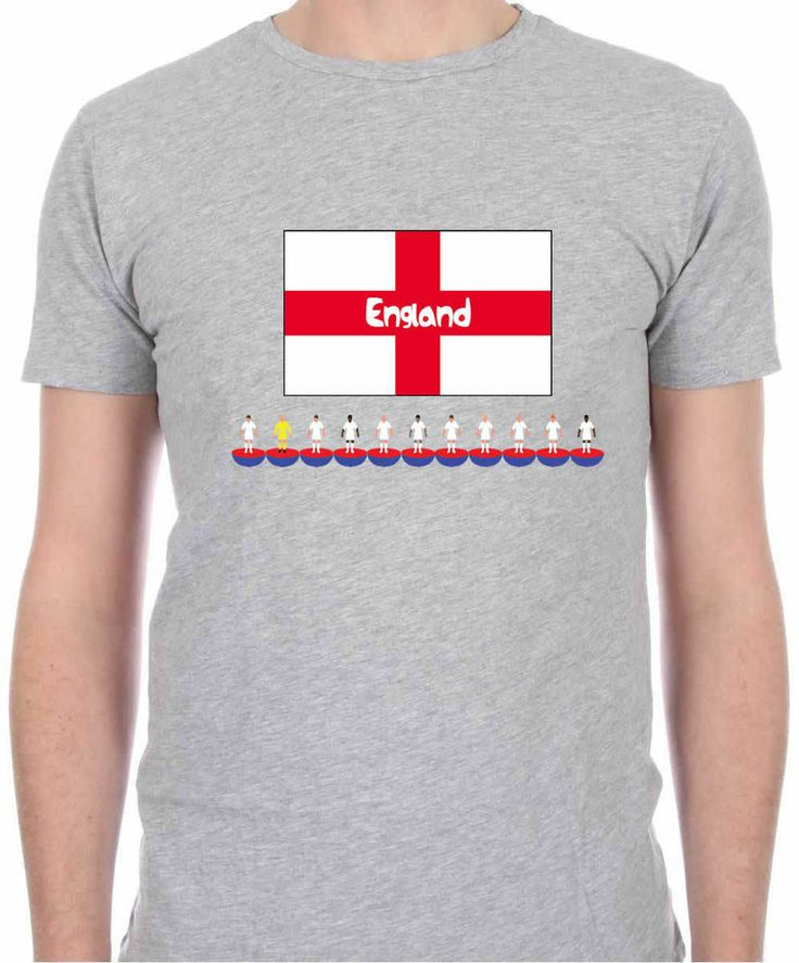 England World Cup T-Shirt (Large)